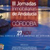 """III Jornadas Inmobiliarias Andaluzas"" en Córdoba"
